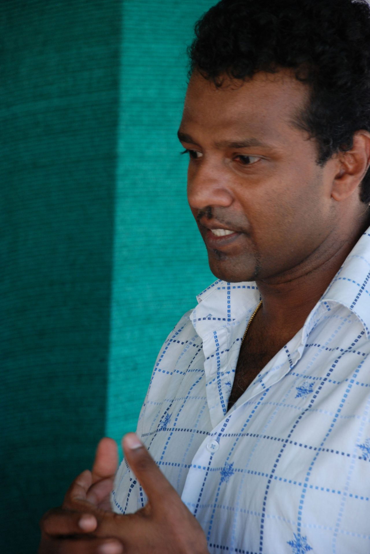 dr. Unni ayurveda massage
