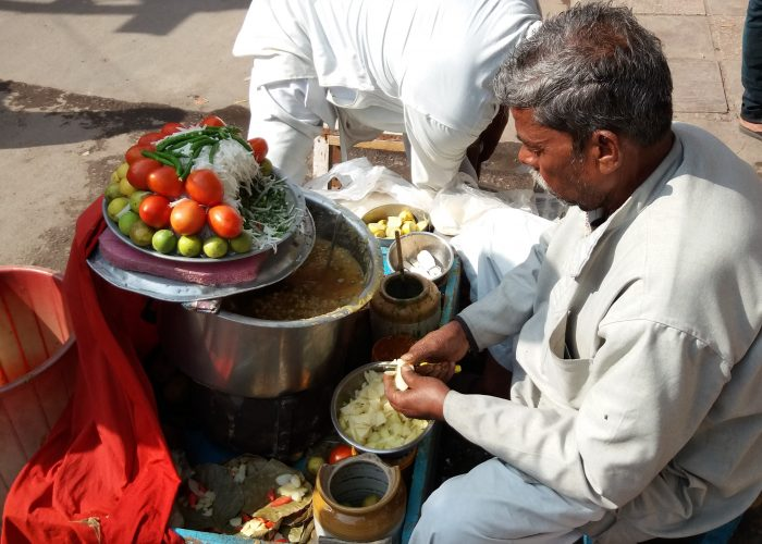 Indien Old Delhi individuel rejse