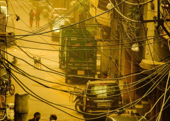 Indien Delhi individuel rejse