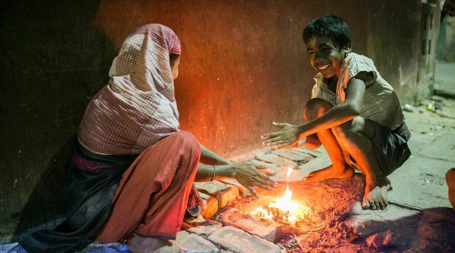 FRA DELHI TIL KOLKATA tværs over Nordindien