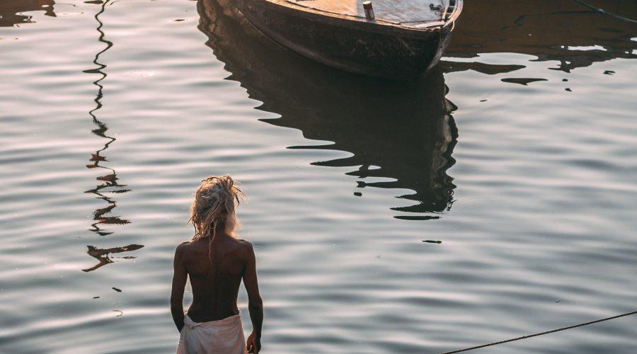 Indien Varanasi Ganges individuel rejse