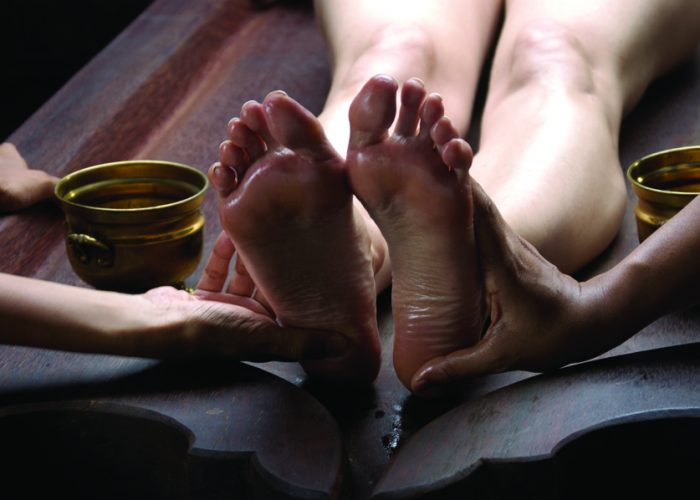 Dr Unni ayurveda massage wellness