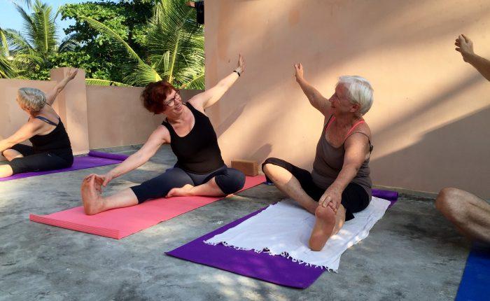 India Kovalam ayurveda Tzfanya yoga