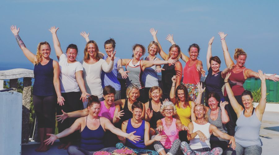 Barbro Urke Yoga og ayurveda retreat