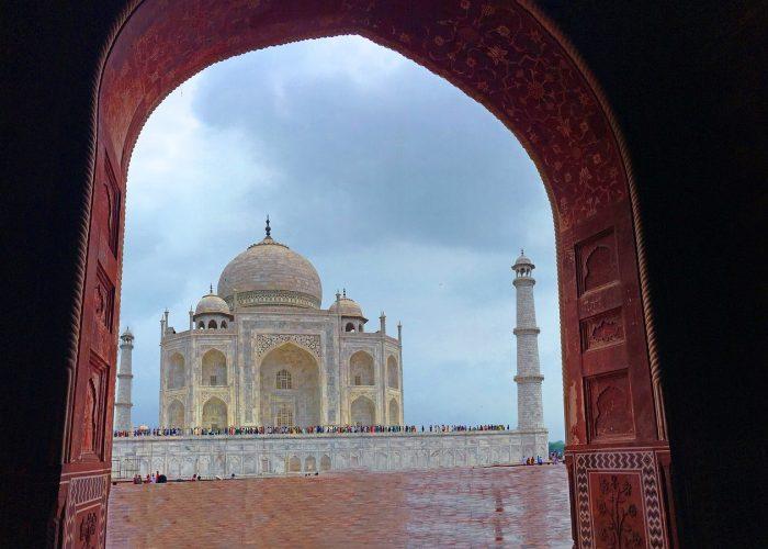 TAJ MAHAL, AMRITSAR OG HIMALAYA alt det bedste fra Rajasthan og de høje bjerge