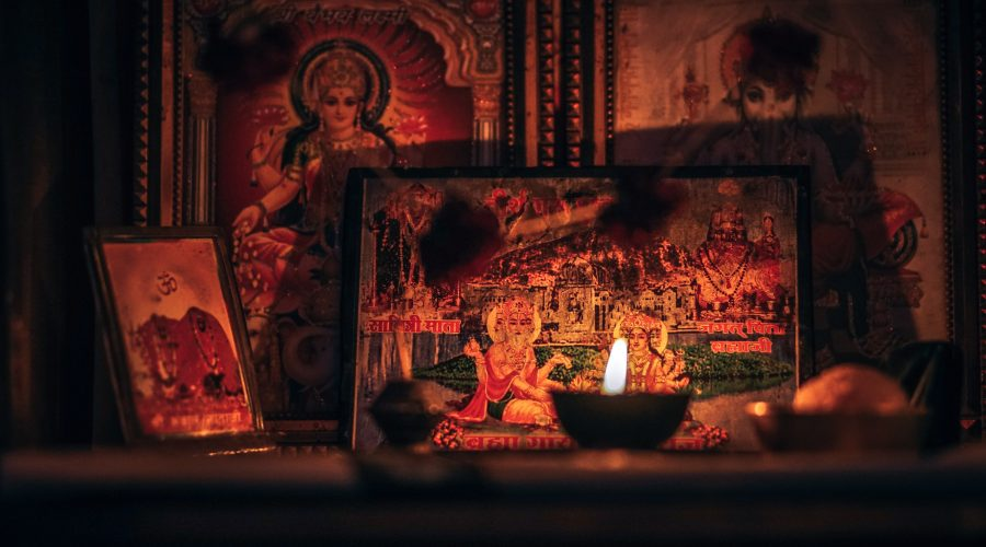 Meditations rejse m Svend Trier