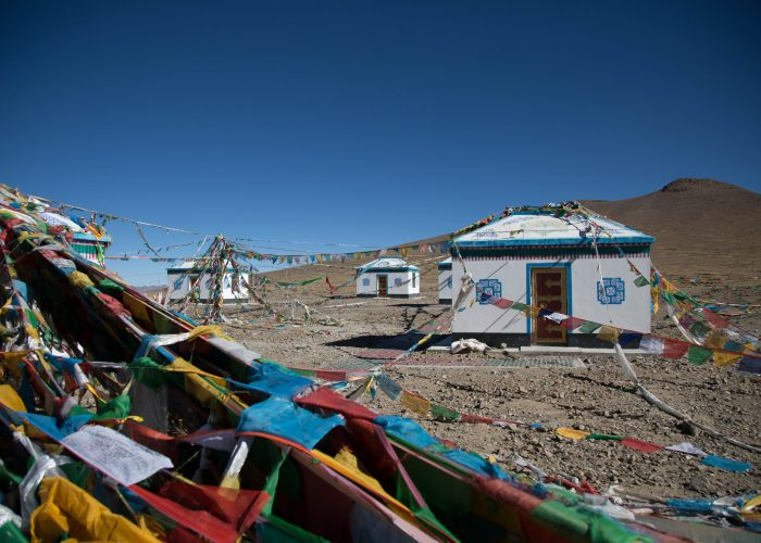 TIBET & EVEREST BASE CAMP