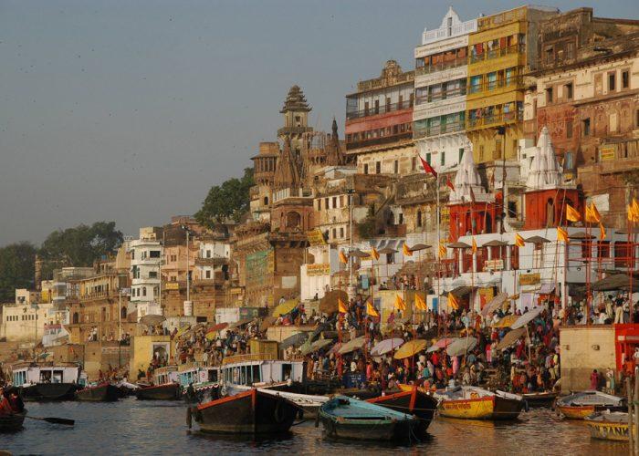Varanasi - få direkte billet til himlen