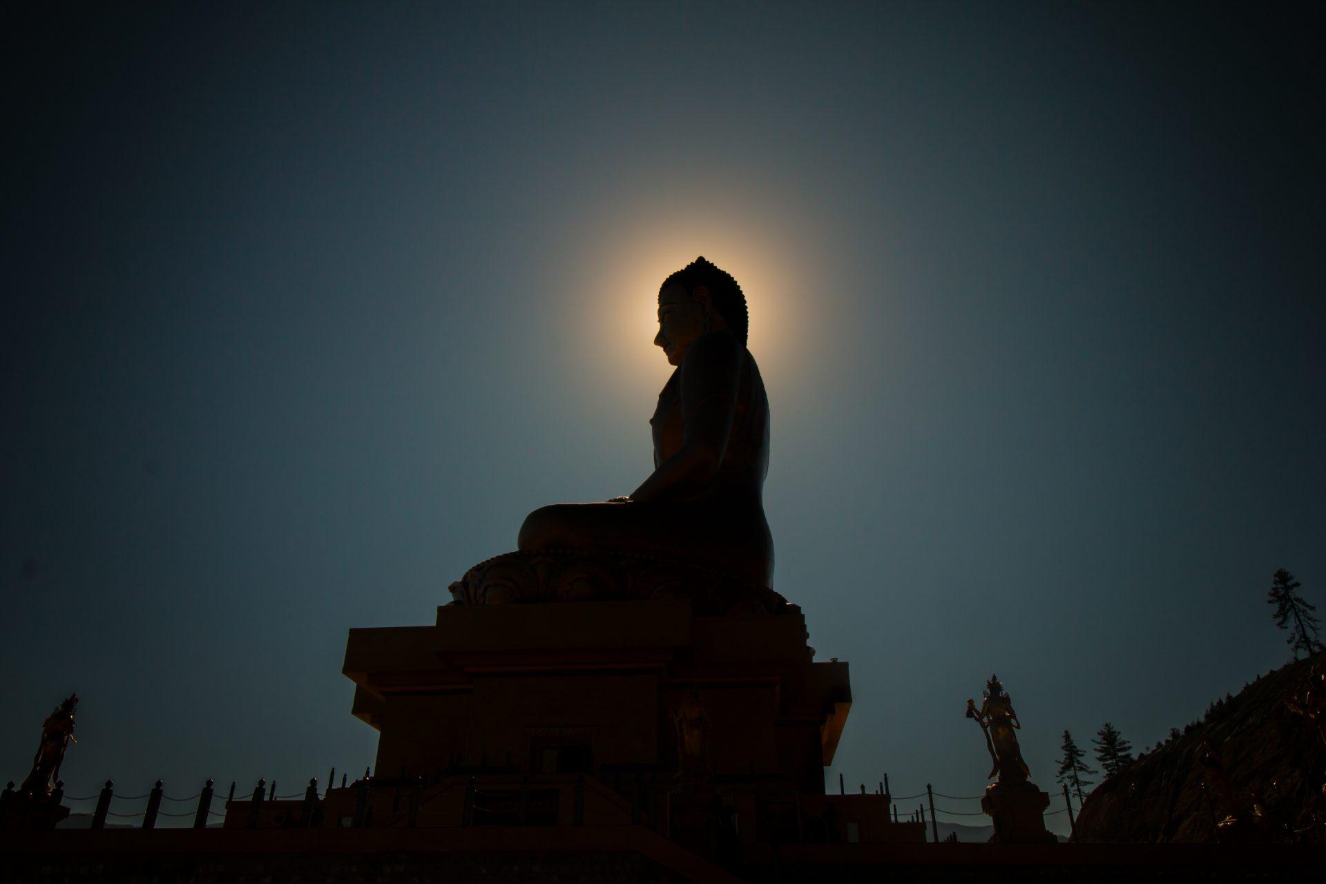 Bhutan Buddha Himalaya rejse