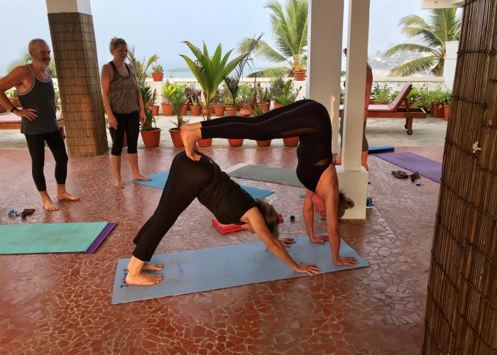 Annette yoga retreat kovalam