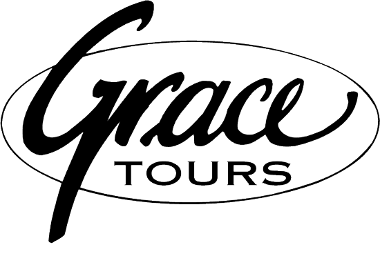 grace tours logo